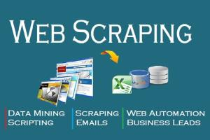 Portfolio for ♕ Web Scraping | Automation Tool ♕