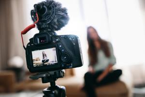 Portfolio for Video Editor