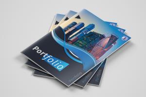 Portfolio for Adobe InDesign