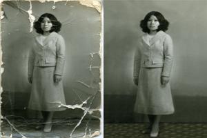 Portfolio for Photo repair and restoration