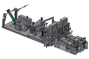 Portfolio for Industrial machinery designer