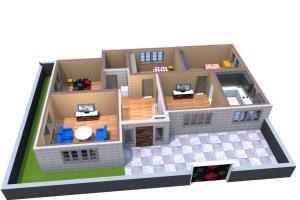 Portfolio for House design planing