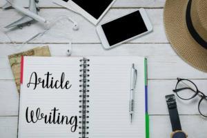 Portfolio for SEO Article Writing