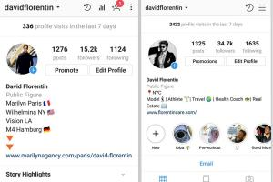 Portfolio for Instagram Marketing Pro