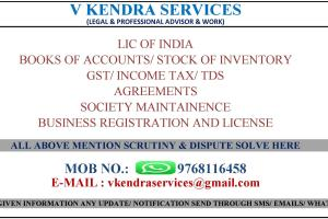 Portfolio for GST/ INCOME TAX/ TDS WORK