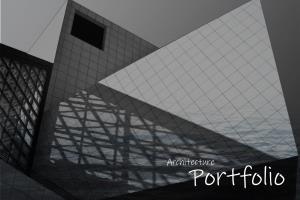 Portfolio for Autocad,Sketchup,Lumion,Photoshop,Revit
