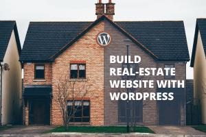 Portfolio for Build A Real State Website In Wordpress
