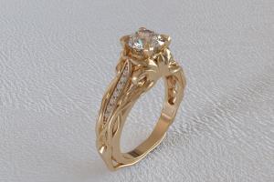 Portfolio for Jewelry CAD Specialist/Rhino Expert