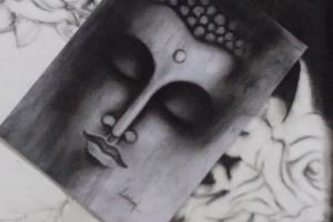 Portfolio for Arts and crafts (hand drawings)