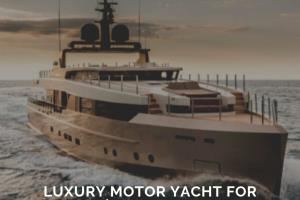 Portfolio for Yatch Company