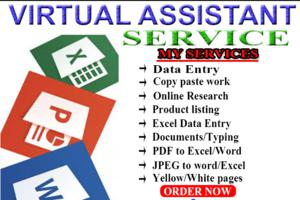 Portfolio for Virtual Assistant | Admin Support