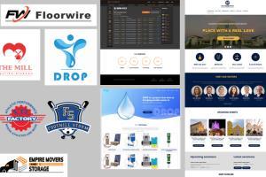 Portfolio for Graphic & Web Designer