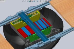 Portfolio for Product design in Solidworks