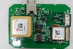 Portfolio for BLE/GPRS/GNSS based GPS Tracking Device