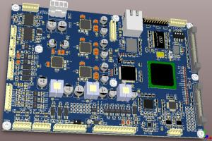 Portfolio for 10Gbit High Speed Ethernet FPGA Board
