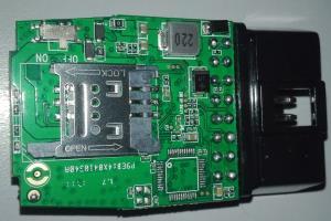Portfolio for OBD II GPS Tracker- PCB design