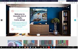 Portfolio for Professional Responsive Company Website