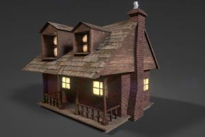 Portfolio for 3D Low or high poly assets