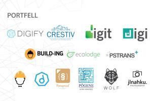 Portfolio for Design from a Startup CMO