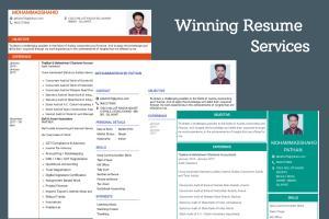 Portfolio for Professional Resume Writing Services