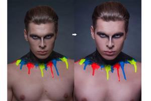 Portfolio for Professional beauty and portrait retouch