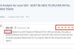 Portfolio for The #1 Advanced SEO Specialist on Guru
