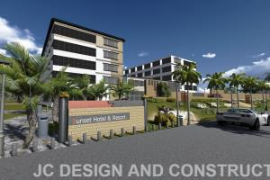 Portfolio for Autocad, Sketchup, Lumion, Civil3D, Staa