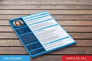 Portfolio for Design your Resume, CV and Cover Letter