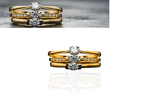 Portfolio for Jewelry Retouching