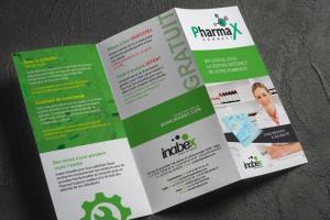 brochures, flyers, catalogs, documents