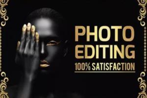 Portfolio for Professional Photoshop Editor