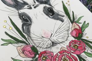 Portfolio for Illustrator and Fine Artist