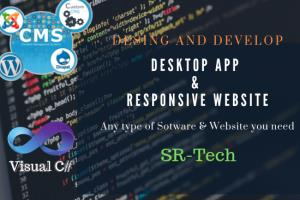 Portfolio for Desktop App Development
