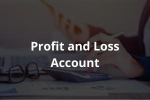 Profit and Loss Account