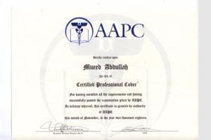 Portfolio for Pharmacist, Medical coder content writer