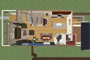 3d CAD, Home Design. Presentation