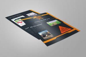 Portfolio for Graphic Designer and Website Developer.