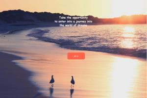 Portfolio for static website design with html and css