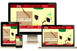 Portfolio for Corporate Website Design