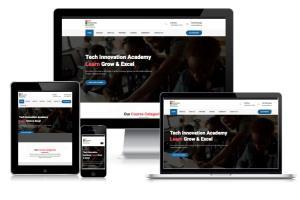 Portfolio for Custom Web Application Development