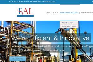 An Oil $ Gas Website