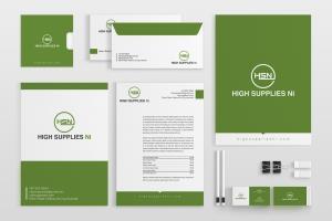 Portfolio for Brand Identity Design/Branding
