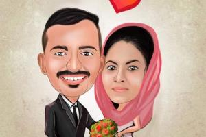 Portfolio for Digital caricature
