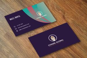 Portfolio for Business Card, Post Card, Letterhead
