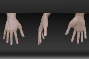 Portfolio for 3D Sculpting