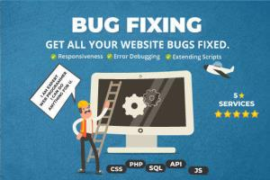 Portfolio for PHP Web Design and Bug fixes