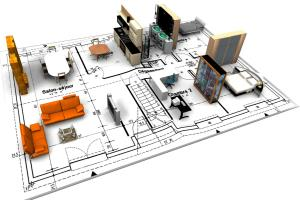 Portfolio for Architectural Drawings In Autocad