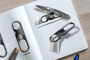 Portfolio for Industrial design
