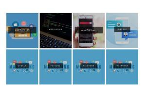 Portfolio for Marketing Online - Ecommerce