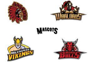 Portfolio for Mascot Logo Design